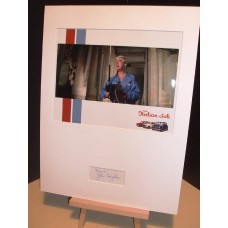 FORGEHAM John The Italian Job Genuine Authentic Signed Display UACC DEALER RD#285 COA