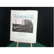 MUHAMMAD ALI Signed BOOK UACC RD#285