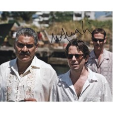 AMALRIC Mathieu Quantum of Solace In Person Autograph 892G