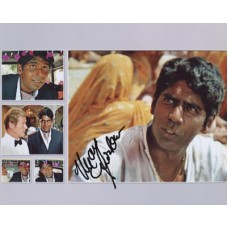 ARMINTRAJ Vijay Signed Octopussy James Bond 964F
