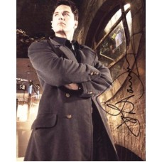 BARROWMAN John Torchwood In-Person Autograph 143E UACC RD#285 COA