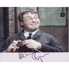 BIGGINS Christopher Porridge Signed Photo 598F UACC COA
