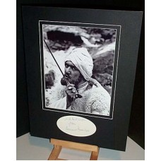 BRESSLAW Bernard Carry On Signed Display UACC COA
