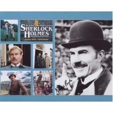 BURKE David Sherlock Holmes 59G UACC COA