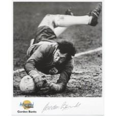 BANKS Gordon Signed Autographed Editions Photo UACC COA