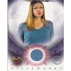 BENSON Amber Costume Card Buffy Women of Sunnydale