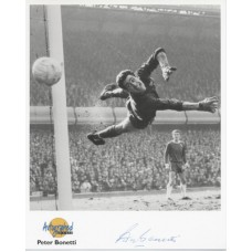 BONETTI Peter Autographed Editions Signed Photo UACC COA