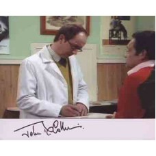 COLLINS John D. OFAH Signed Photo 610F UACC COA