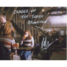 COWDRY Adrian Harry Potter Goblet of Fire Signed Photo 640H UACC