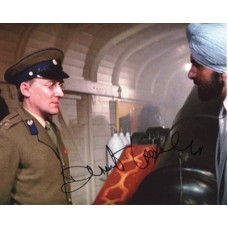 CROWLEY Dermot Octopussy Signed Photo 481H UACC COA