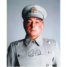 COOK Ron Thunderbirds Signed Photo 468B UACC