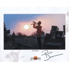 DANIELS Phil Zulu Dawn Signed Photo 07H UACC