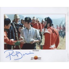 DANIELS Phil Zulu Dawn Signed Photo 605H UACC