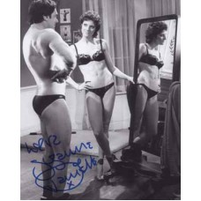DANIELLE Suzanne Carry On Emmannuelle In Person Autograph 544G UACC COA