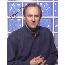 DAVISON Peter Dangerous Davies Signed Photo 108E UACC