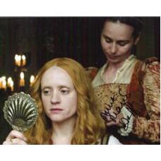 DUFF Anne Marie Elizabeth Signed Photo UACC COA