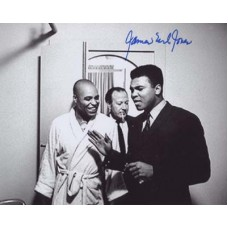 EARL JONES James  Muhammad Ali Signed Photo 447G UACC COA