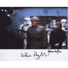 EARL JONES James HOYLAND William Return of the Jedi 416D UACC