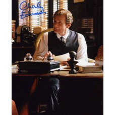 EDWARDS Charles Downton Abbey Signed Photo 414J UACC