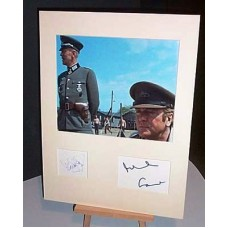 ESCAPE TO VICTORY Signed Autographed Display x2 UACC