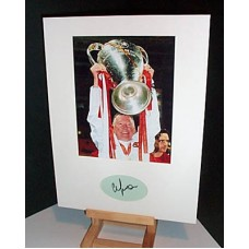 FERGUSON Alex Man Utd Manager In Person Signed Matted Display UACC