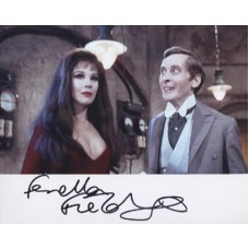 FIELDING Fenella Carry On Screaming Signed Photo 102E UACC