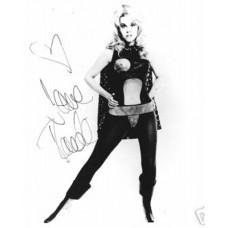 FONDA Jane Barbarella Signed Photo UACC COA