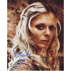 FOX Emilia Morgause in Merlin Signed Photo 502G UACC COA