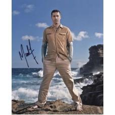 FOX Mathew Lost In Person Autograph 942G UACC COA