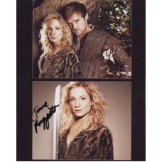 FROGGATT Joanne in Robin Hood In Person Autograph 766G UACC