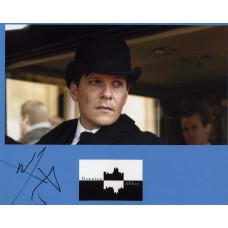 HARMAN Nigel Downton Abbey In Person Signed Photo UACC COA