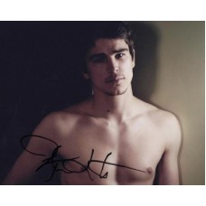HARTNETT Josh Signed Photo UACC COA 422F
