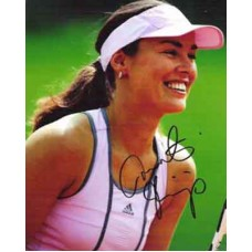 HINGIS Martina 632D  In Person Autograph UACC COA