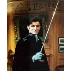 HARPER Gerald Adam Adamant Signed Photo 56C UACC COA