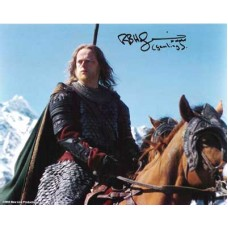 HOPKINS Bruce Lord of the Rings Signed Photo 252B UACC COA