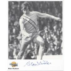 HUDSON Alan Autographed Editions Signed Photo UACC COA