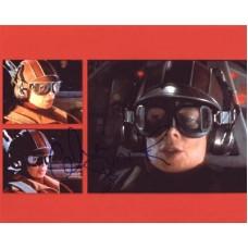 IMRIE Celia Star Wars Phantom Menace Signeed Photo 374G UACC COA