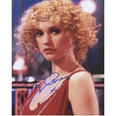 JAMES Lily Downton Abbey Signed Photo 746H UACC COA