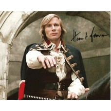 JANSON Horst Captain Kronos In Person Autograph 426E UACC COA