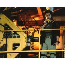 JHUTTI Ronnie Dr Who Signed Photo UACC COA