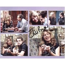 BAKER Jill Only Fools and Horses Montage In-Person Autograph 56G UACC COA
