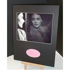 JOHNSON Celia Brief Encounter Signed Display UACC
