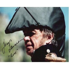 LAURENSON James Sharpe Signed Photo 342C UACC COA