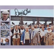LILL Denis Only Fools and Horses Signed Photo 323G UACC COA
