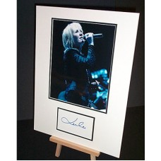 LULU In-Person Signed Display UACC COA