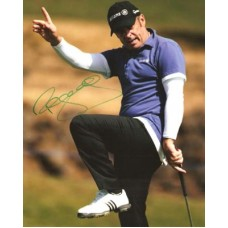MAGINLEY Paul 295E Golf Signed Photo UACC COA
