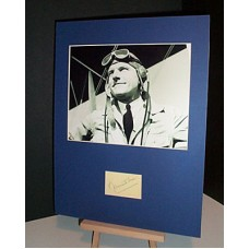MORE Kenneth Reach for the Sky Autographed Display UACC COA
