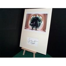 MARSDEN James X Men Autographed Display UACC COA