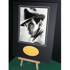 MASSEY Raymond Autographed Display UACC COA