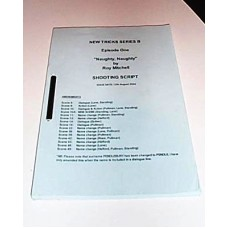 NEW TRICKS Original Shooting Script